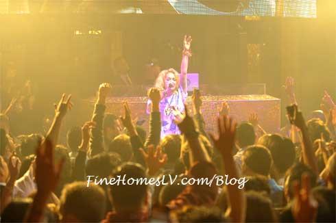 Rita Ora at TAO Las Vegas