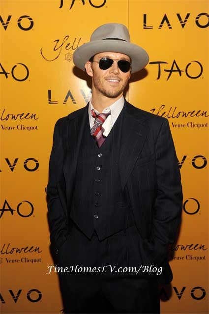 Ryan Kwanten at TAO