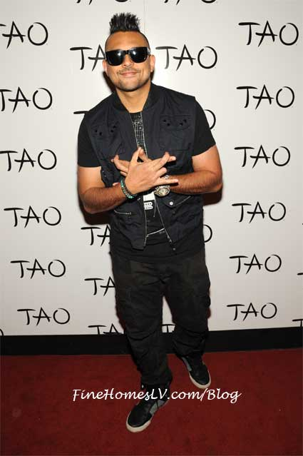 Sean Paul at TAO