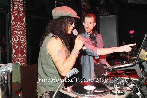 Slash and DJ Ross One