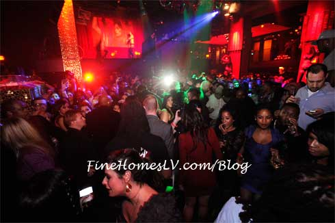 TAO Nightclub Atmosphere