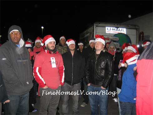TAO CARES at KLUC Toy Drive