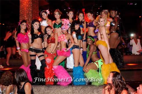 TAO Dancing Girls