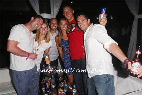 Trey Hardee at Club Bud