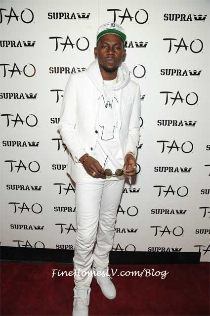 Theophilus London at TAO
