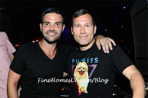 Trent Cantrelle and Kaskade