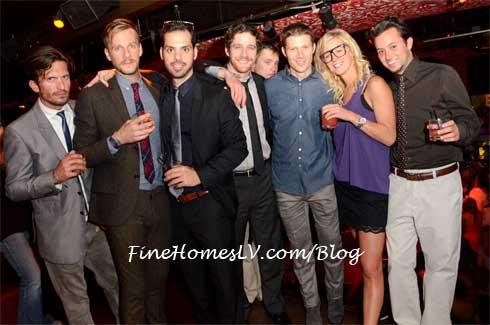 Zach Gilford Bachelor Party
