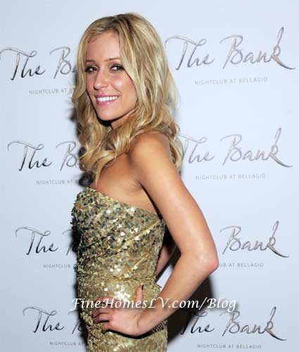Kristin Cavallari at The Bank