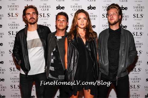 Tove Lo On The Red Carpet at The Sayers Club