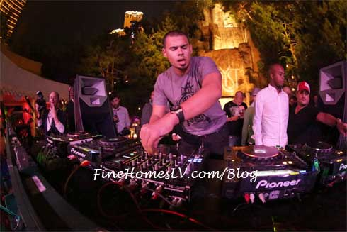 Afrojack at Tryst