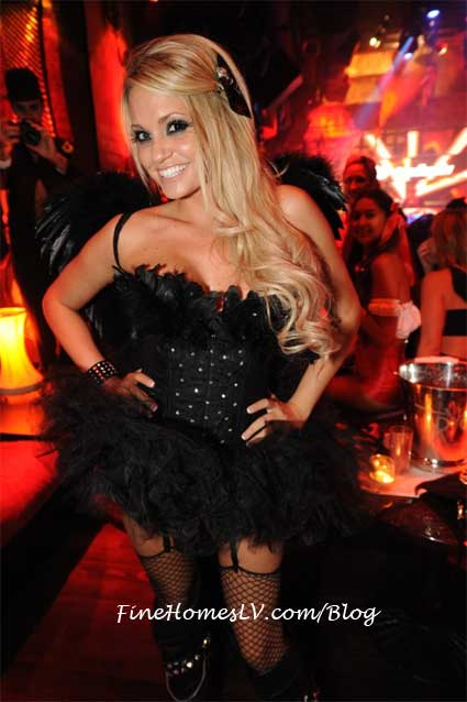 Angel Porrino At Tryst