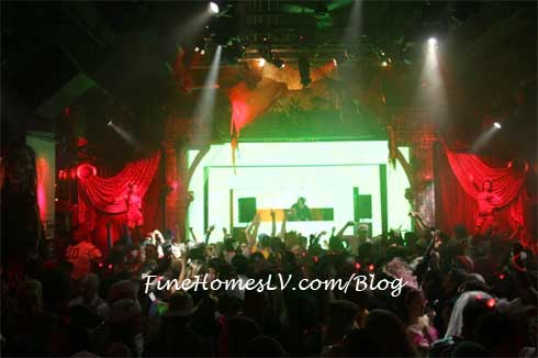 DJ Pizzo at Tryst Nightclub