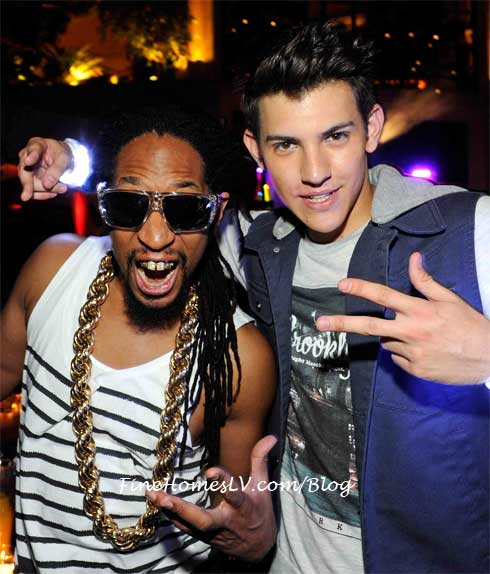 Lil Jon and Nick Hissom