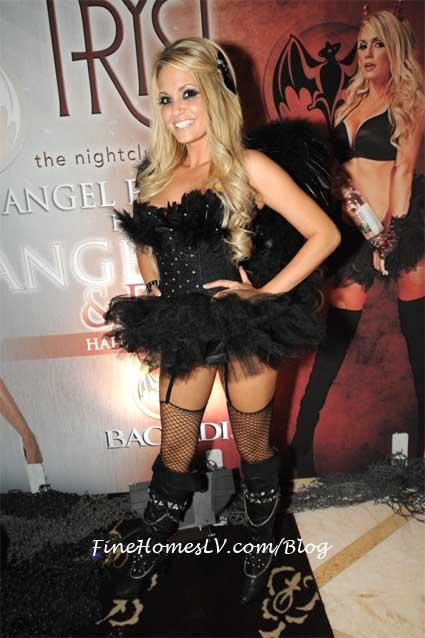 Angel Porrino at Tryst Nightclub
