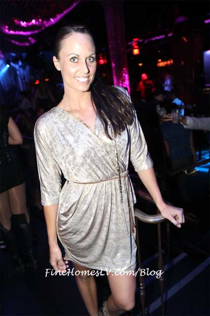 Amanda Beard at Vanity Nightclub