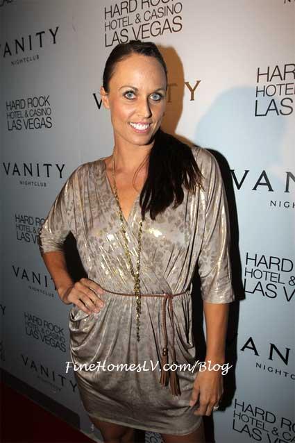 Amanda Beard at Vanity