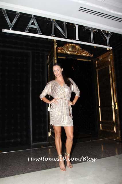 Olympian Amanda Beard. Amanda Beard at Vanity Nightclub. Amanda Beard