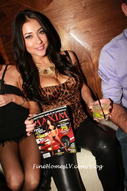 Arianny Celeste With Maxim Magazine