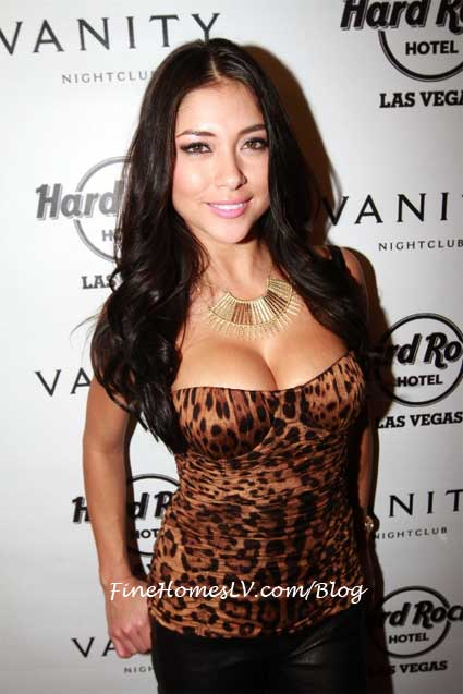 Arianny Celeste at Vanity Las Vegas