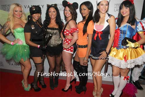 The Bad Girls Club In Costumes