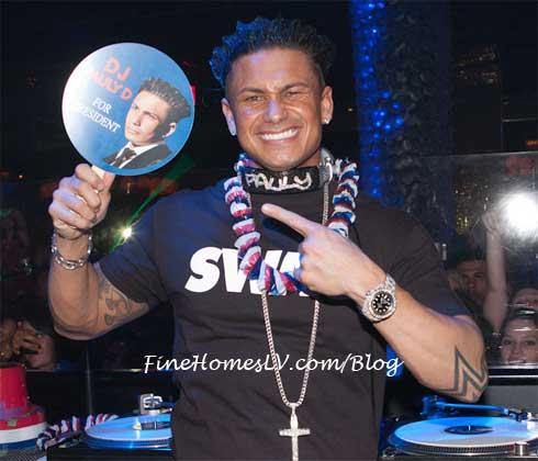 DJ Pauly D For President