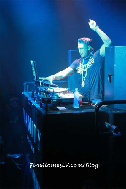 DJ Pauly D at VANITY Nightclub