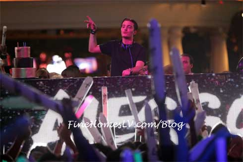 Alesso at XS Las Vegas