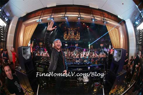 David Guetta at XS
