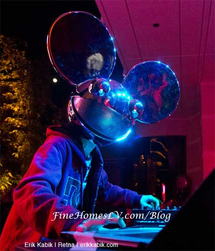 Deadmau5 at XS
