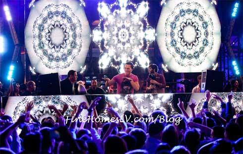 DJ Tiesto at XS Las Vegas