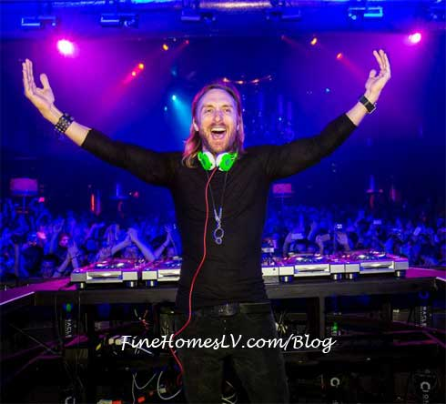 David Guetta at XS