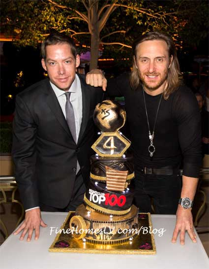 Jesse Waits and David Guetta