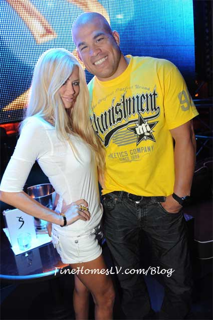 Jenna Jameson and Tito Ortiz