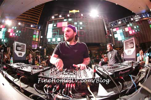 Steve Angello at XS