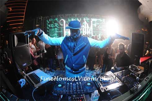 Will.i.am at XS Nightclub