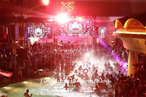 XS Night Swim