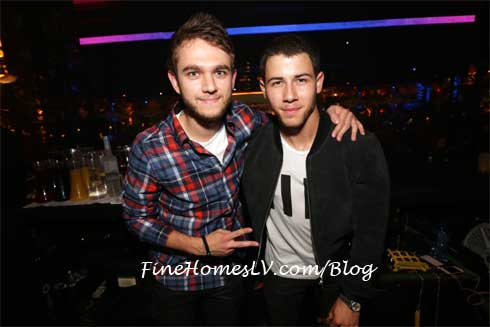 Zedd and Nick Jonas
