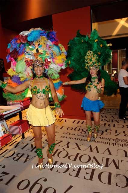 Carnivale Costumes Samba