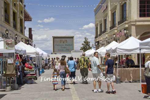 Tivoli Village Artisan Market