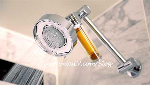 Vitamin C Showerhead MGM Grand