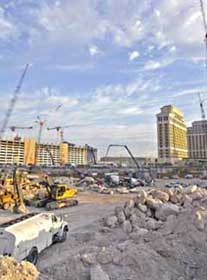 Project City Center Las Vegas