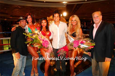 MGM Gand Ring Girl Winners