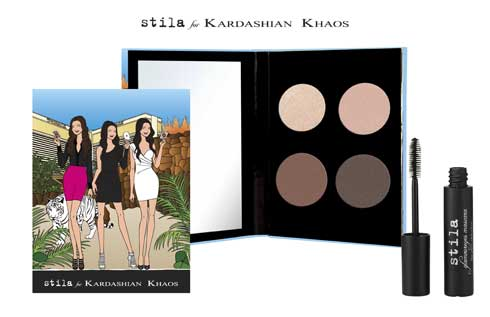 Stila for Kardashian Khaos