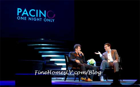Pacino One Night Only
