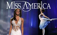 Miss America Pageant At Aladdin Hotel Las Vegas