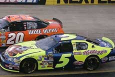 Kyle Busch NASCAR 