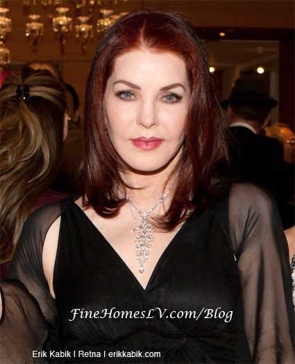 Priscilla Presley - Woman of The Year