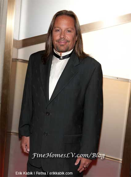 Vince Neil at Black and White Ball
