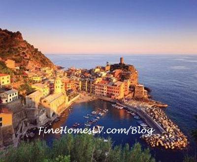 Europe Coast Photo