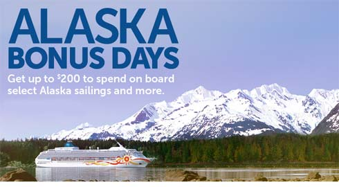 Alaska Cruise Sale On Norwegian